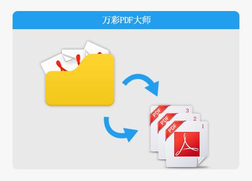 万彩办公大师官网,批量添加页码